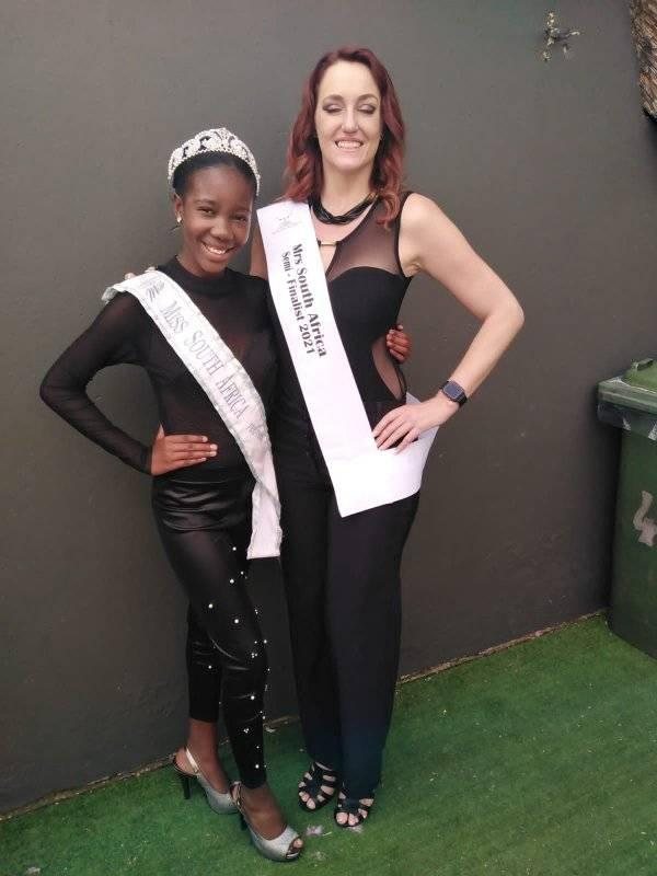 Miss Pre Teen South Africa & Mrs SA Contestant